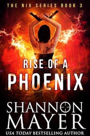 Reading books Rise of a Phoenix (Nix #3)