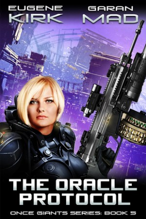 Reading books The Oracle Protocol (Once Giants, #5)