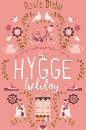 Reading books The Hygge Holiday