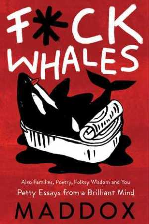 Reading books F*ck Whales
