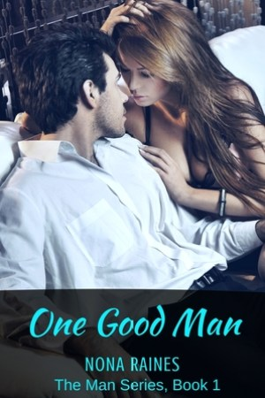 Reading books One Good Man (The Man, #1)