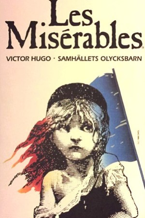 Reading books Les Misrables - Samhllets olycksbarn (abridged)