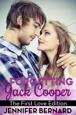 Reading books The First Love Edition (Forgetting Jack Cooper, #3)