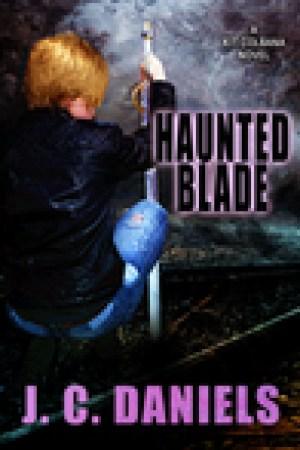 read online Haunted Blade (Colbana Files #6)