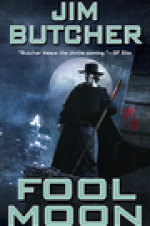 read online Fool Moon (The Dresden Files, #2)