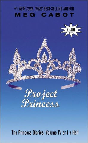 Project Princess (The Princess Diaries, #4.5)