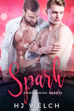 Reading books Spark (Homecoming Hearts, #2)