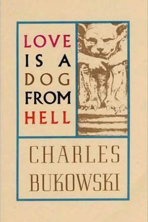 Reading books Love Is a Dog from Hell