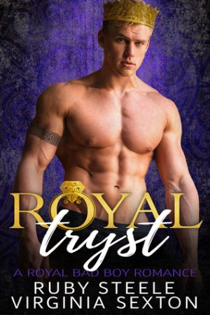 Reading books Royal Tryst