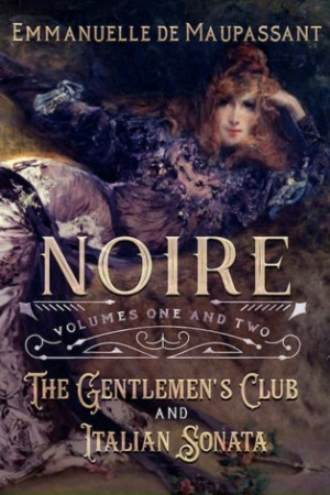 read online Noire (volumes one and two of the Noire series)