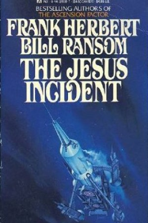 The Jesus Incident The Pandora Sequence