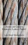 Download Anne of Green Gables: Large Print books