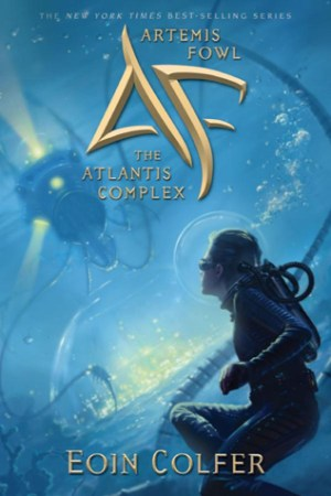 The Atlantis Complex (Artemis Fowl, #7)