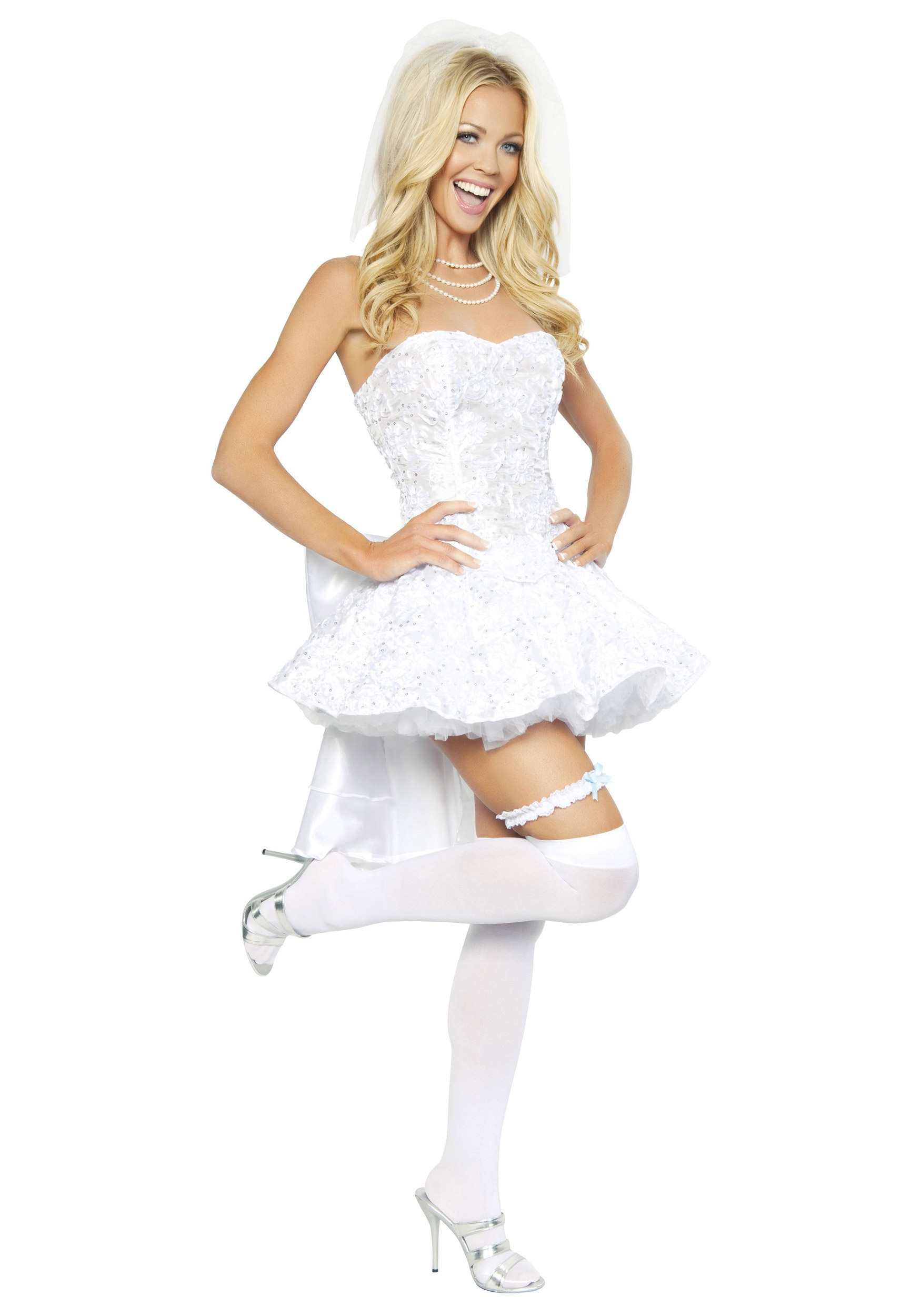 bride dress costume wedding dress halloween costume Women S Fantasy Bride Costume