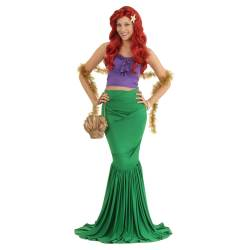 Small Crop Of Mermaid Halloween Costume