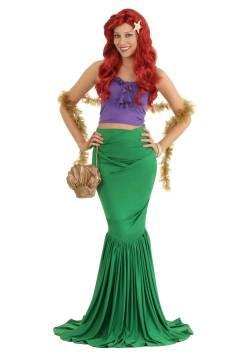 Graceful Size Women Mermaid Halloween Costume Teenager Mermaid Halloween Costume Adult Mermaid Costume Undersea Mermaid Costume