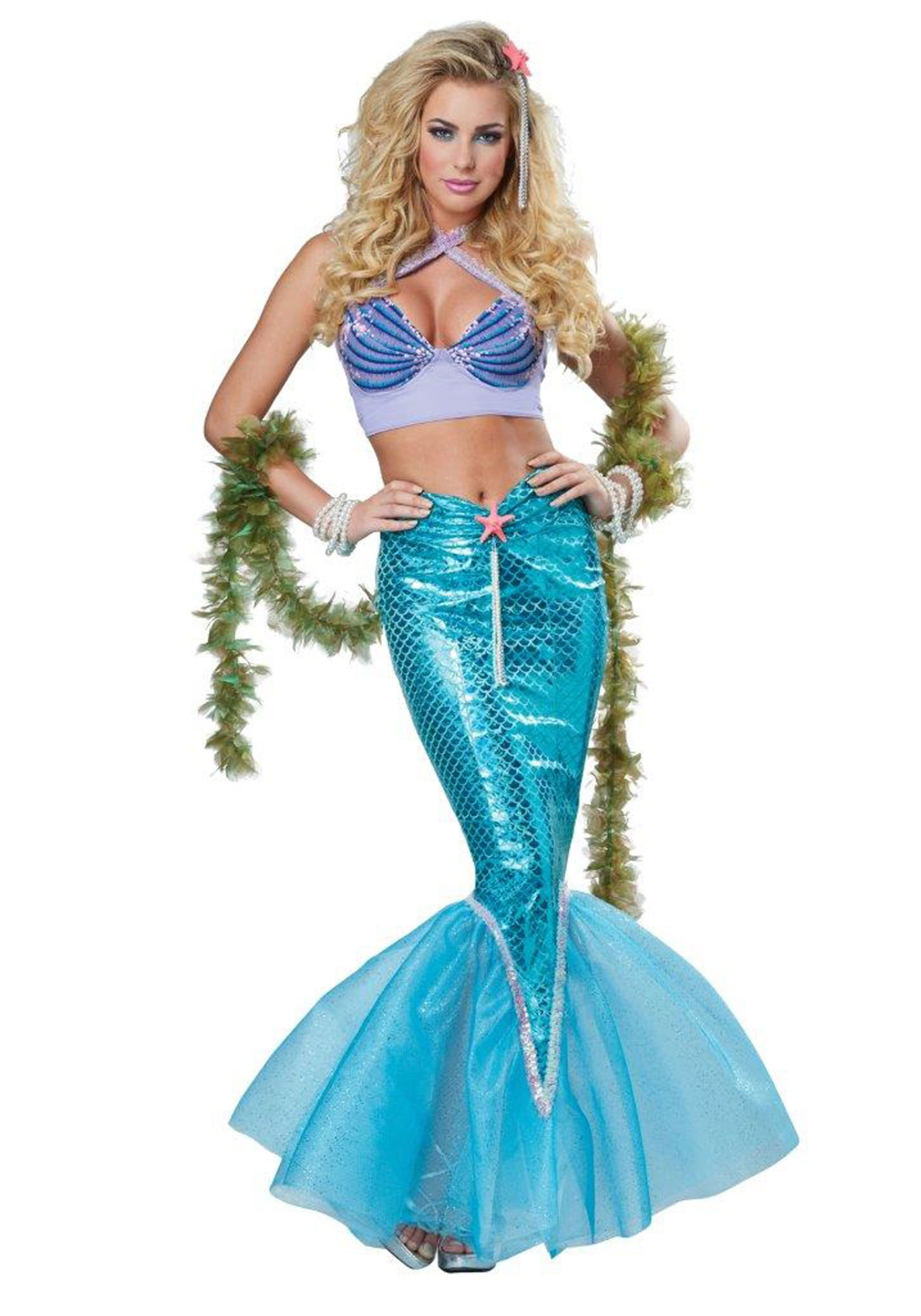 Women s Deluxe Mermaid Costume