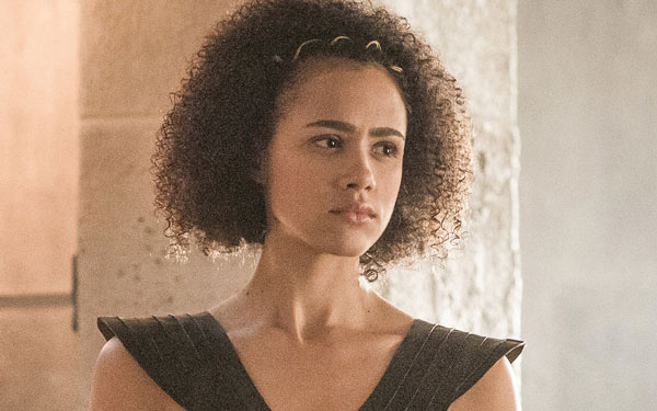 missandei just showed us how the game of thrones cast stays in shape between takes
