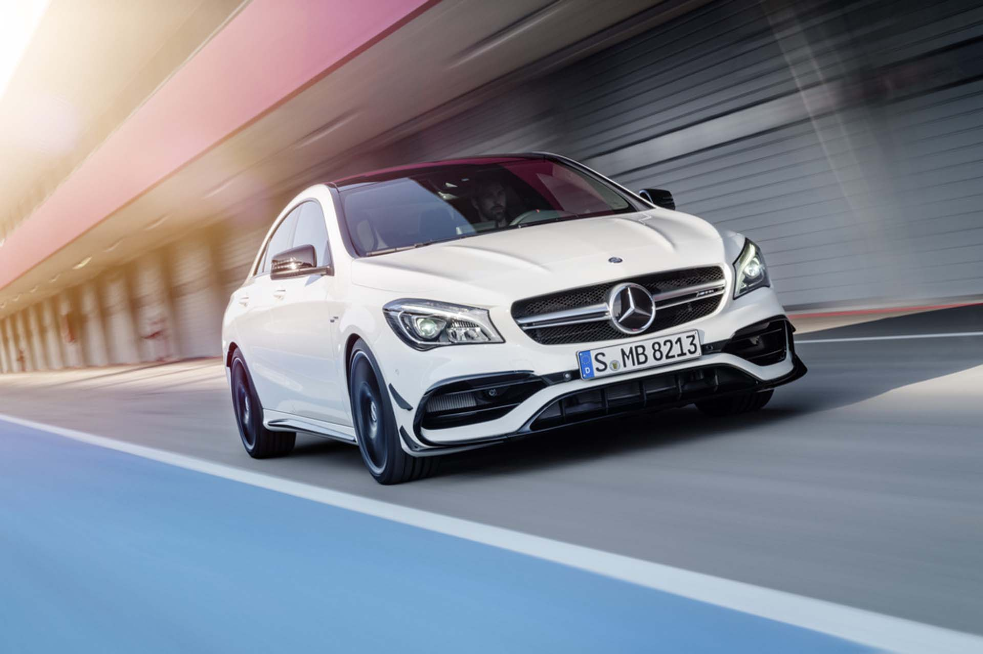 Next Mercedes Benz small cars to get even tinier engines
