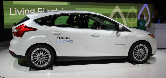 ford makes ev competition with focus electric s superior cold weather performance