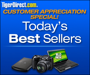 TigerDirect Best Sellers