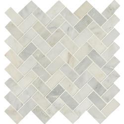 Small Crop Of Herringbone Tile Pattern