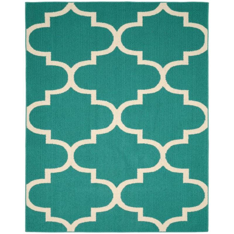 Large Of Teal Area Rug