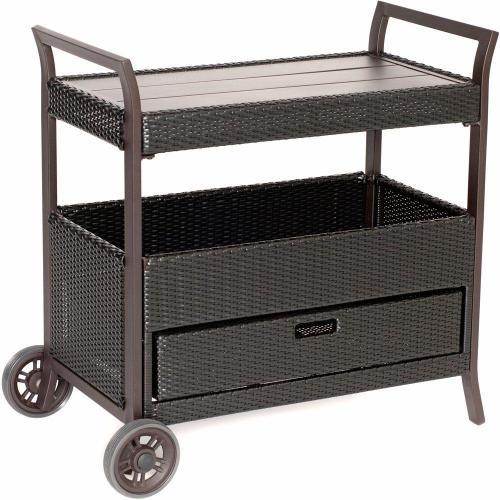 Medium Crop Of Outdoor Bar Cart