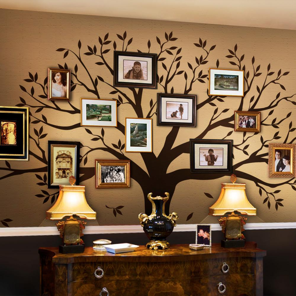 Scenic Family Tree Wall Decal Tree Wall Decal Family Tree Frames Compare Prices At Nextag Family Tree Frame Amazon Family Tree Frame Canada houzz-02 Family Tree Picture Frame