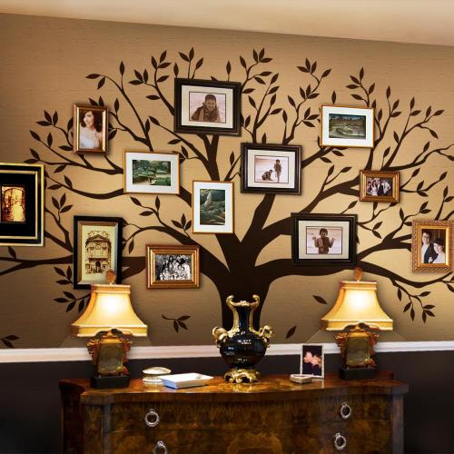 Medium Crop Of Family Tree Picture Frame