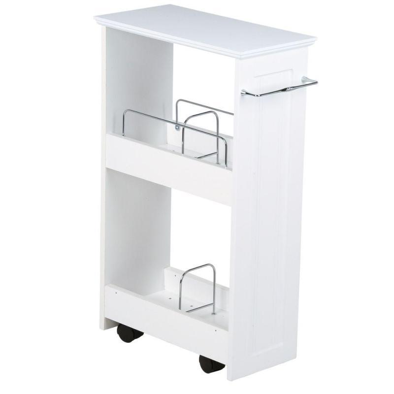 Large Of White Shelves Bathroom