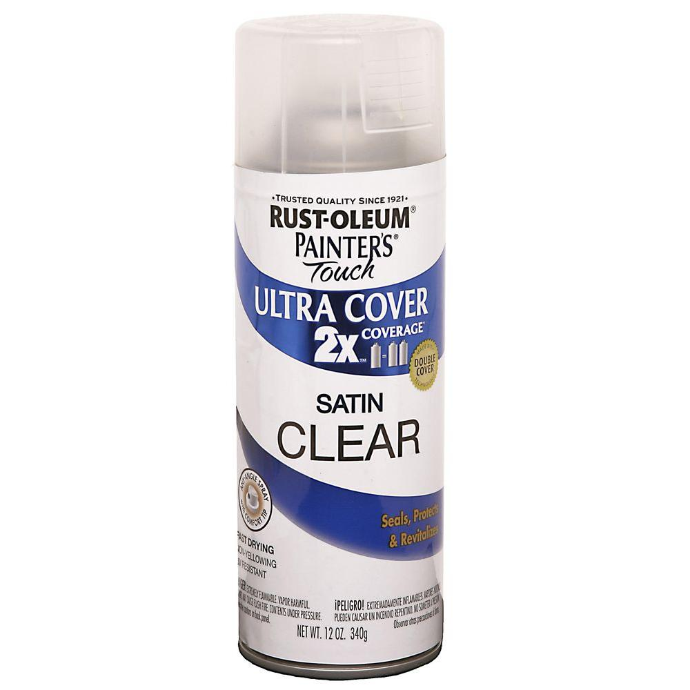 Engrossing Clear Rust Oleum Painter S Touch 2x General Purpose Spray Paint 249845 64 1000 Rustoleum Clear Coat Cure Time Rustoleum Clear Coat Epoxy dpreview Rustoleum Clear Coat