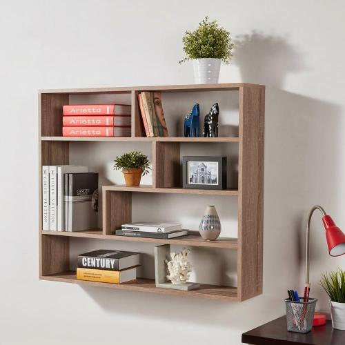 Medium Of Decorative Shelf Unit