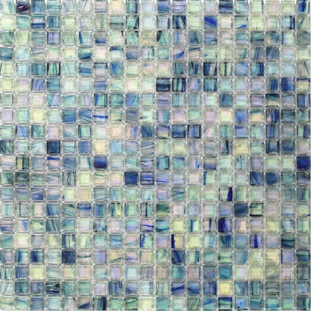 Fantastic Splashback Tile Breeze Blue Ocean X Splashback Tile Breeze Blue Ocean X X Mm Blue Mosaic Tile Stickers Blue Mosaic Tile Table houzz-03 Blue Mosaic Tile
