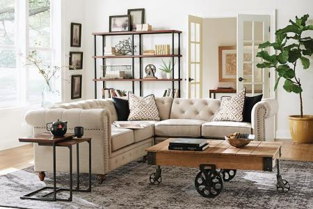 natural linen home decorators collection sectionals 8061000400 64 1000