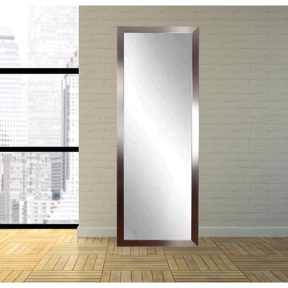 Wonderful Embossed Steel Full Length Wall Home Depot Full Length Mirror G Full Length Mirror No Frame houzz-03 Full Length Mirror