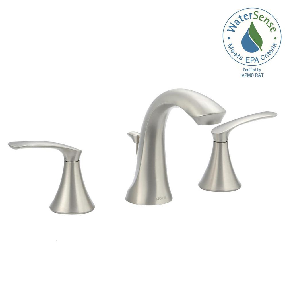 Popular Spot Moen Darcy Widespread Bathroom Faucet Moen Darcy Widespread Bathroom Faucet Moen Bathroom Sink Faucet Squeaks Moen Bathroom Sink Faucets Parts houzz-03 Moen Bathroom Sink Faucets