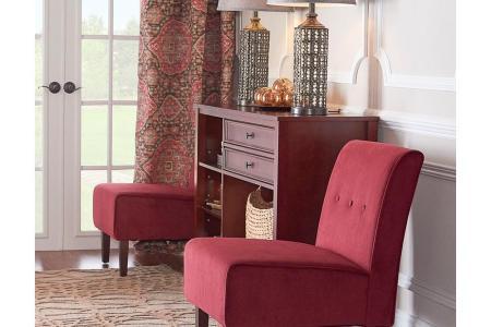 dark walnut linon home decor accent chairs 36096red 01 kd u 64 1000