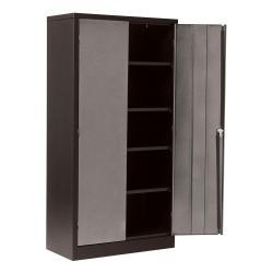 Soothing Edsal H X X D Edsal H X X D Steel Freestanding Adjustable Shelving Units Dorm Rooms Adjustable Shelving Units 29 X 11