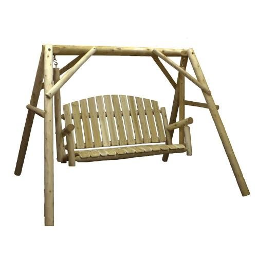 Medium Of Porch Swing With Stand