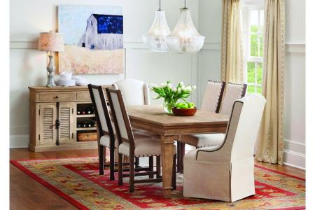 sandblasted natural home decorators collection kitchen dining tables 9528600980 64 1000