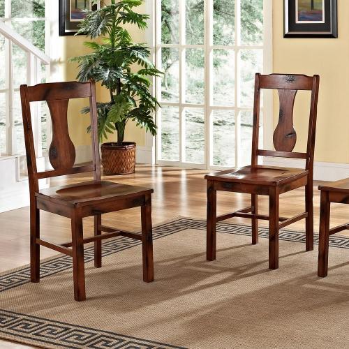 Medium Of Rustic Dining Chairs