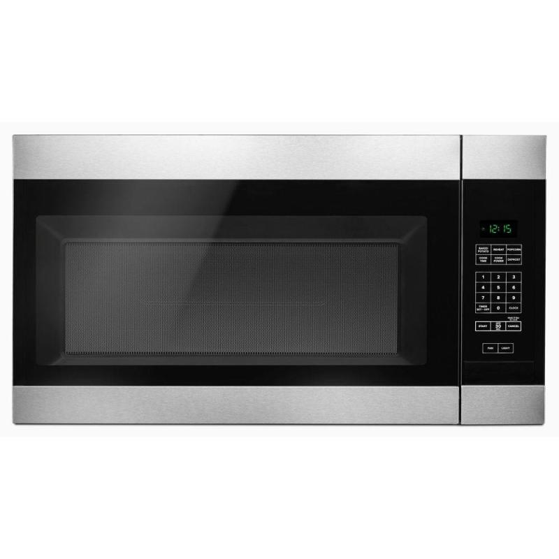 Large Of Above Range Microwave