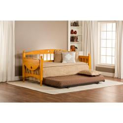 Irresistible Dalton Medium Oak Trundle Day Bed Homesullivan Varela Oatmeal Trundle Day Daybeds Trundle Uk Daybeds Mattresses Trundles