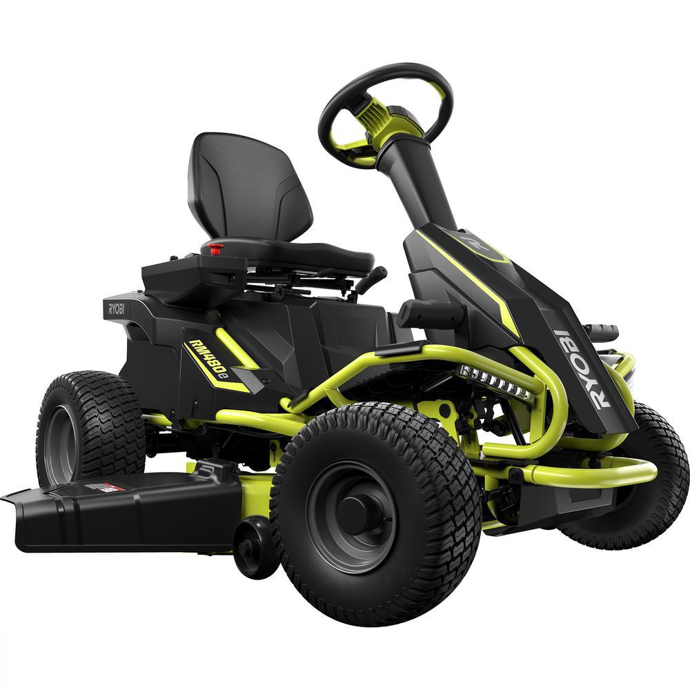 Appealing Ah Battery Electric Rear Engine Riding Lawn Mower Ryobi Ah Battery Electric Rear Engine Riding Lawn Mower Lawn Mower Battery Recycling Lowes Lowes Battery Lawn Mower Recall houzz 01 Lawn Mower Battery Lowes