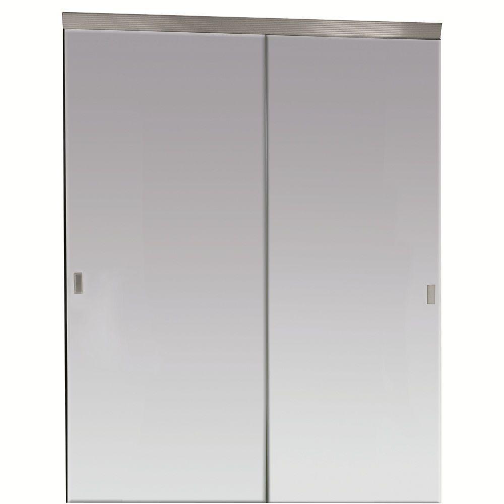 Phantasy X Beveled Edge Backed Mirror Aluminum Mirror Closet Doors Sale Mirror Closet Doors Amazon Beveled Edge Backed Mirror Aluminum Frame Interior Closet Sliding Door Withchrome Trim Impact houzz-02 Mirror Closet Doors