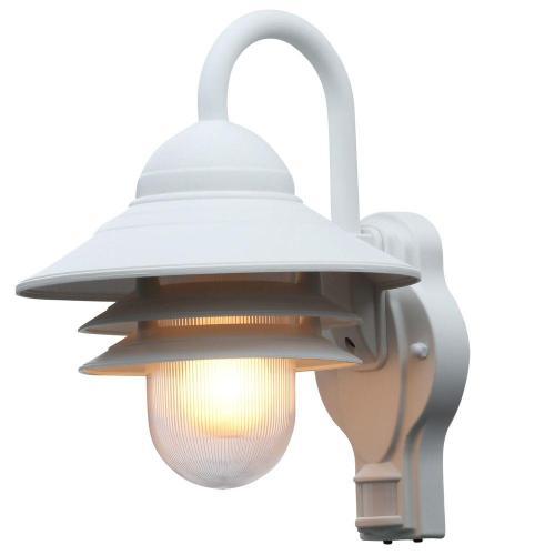 Medium Of Motion Sensor Outdoor Wall Light