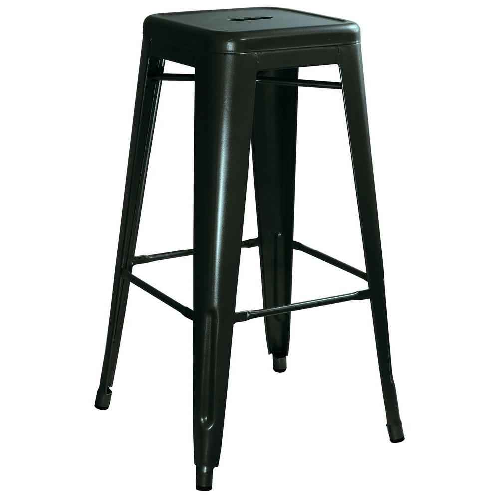 Considerable Stackable Metal Bar Stool Amerihome Loft Style Stackable Metal Bar Stool Black Arms Black Metal Bar Stools Counter Height Metal Bar Stools houzz 01 Metal Bar Stools