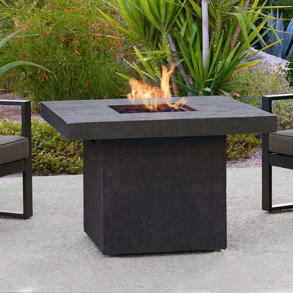 Tremendous Kodiak Real Flame Ventura Square Propane Gas Fire Propane Fire Table Chairs Propane Fire Table Screened Porch Square Propane Gas Fire Table houzz-03 Propane Fire Table
