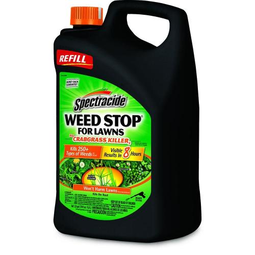 Medium Crop Of Spectracide Weed Stop For Lawns